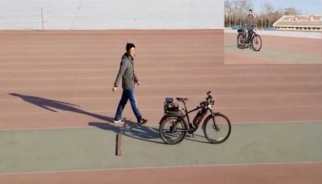 Equipped With AI, This Bicycle Can Think