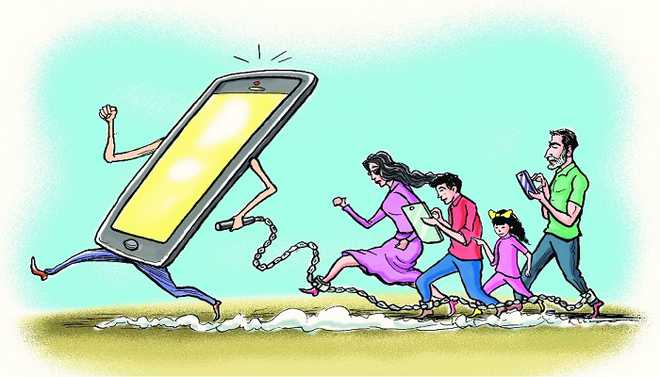 Misbah: Are You Addicted To Gadgets?