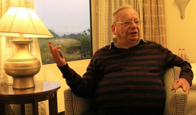 Ruskin Bond Releases Latest Book