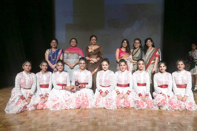 DPS Students Mesmerise Judges With Their Moves