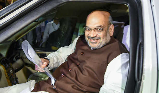 Shah Moves 3 Bills Related To J-K In LS