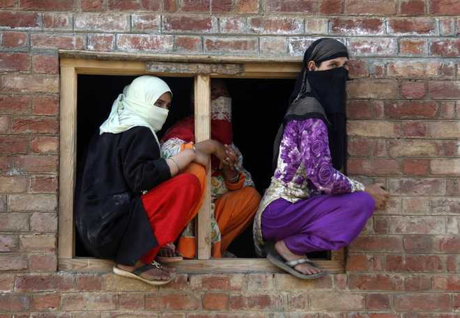 Kashmiri women: Caught between a rock and hard place