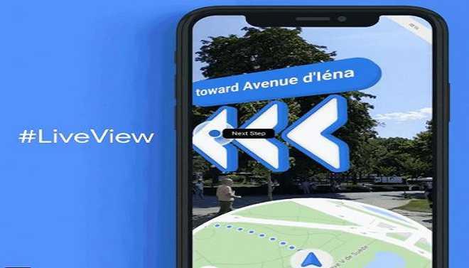 Google Maps Gets AR Navigation