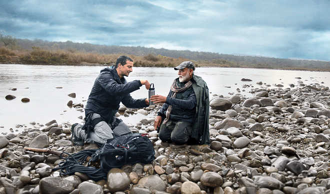 In Conversation With Bear Grylls: PM Is An Adventurer