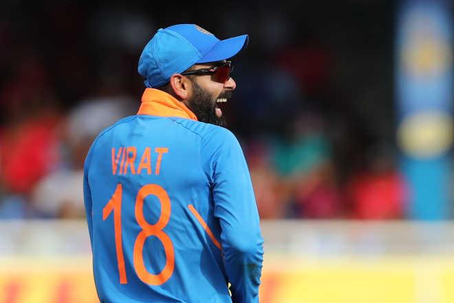 Kohli Is Second Highest Run-Getter