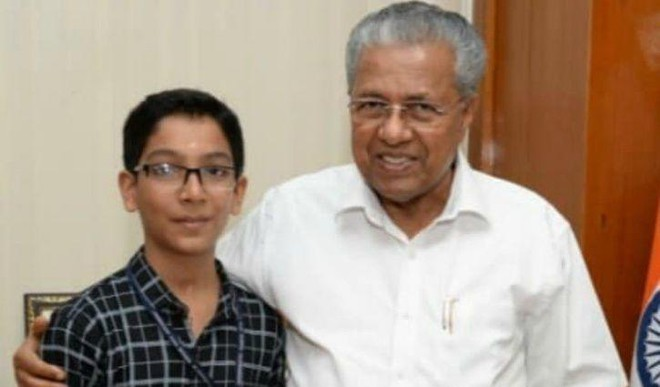 Student Has Been Donating Pocket Money For Relief