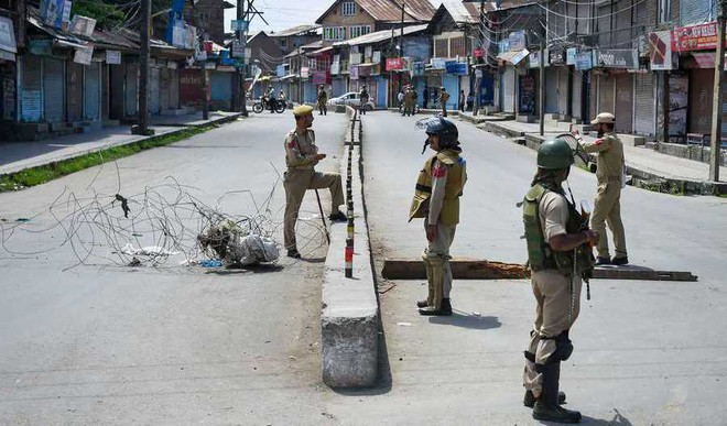 Curbs Back After Street Clashes In Valley