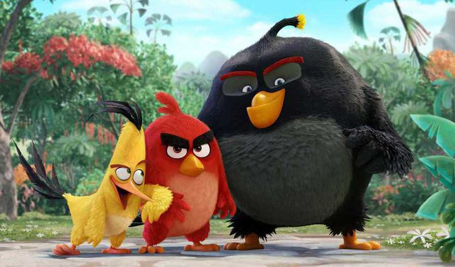 Angry Birds' Spin-off Would Be Fun: Producer