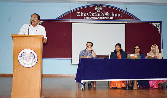 Multi-lingual oath taken; book fair conducted