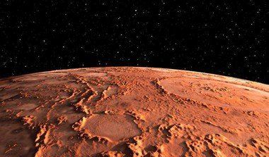 Life May Have Once Existed On Warm, Rainy Mars