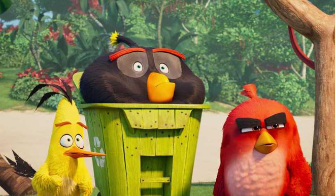 Movie Review: The Angry Birds 2
