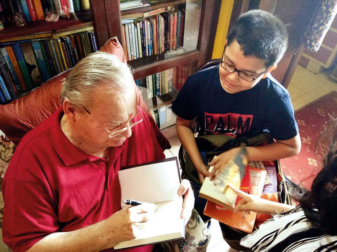 Bonding With Ruskin Bond