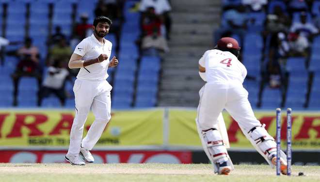 How Bumrah Dismantled Windies