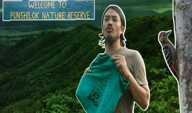 How 1 Man Planted A 300-Acre Forest In Manipur