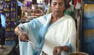 Mamta Banerjee Makes Tea For Digha People