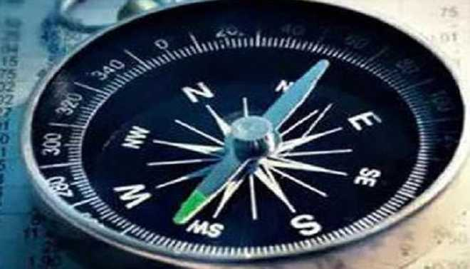 1st In 360 Yrs, Compass To Point 'True North'