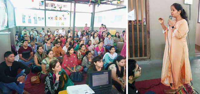 Sonu Gupta On Parenting Goals @ GGIS