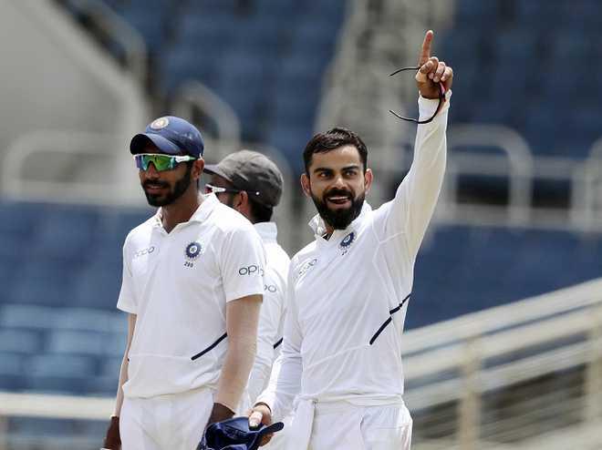 Kohli Is Ind's Most Successful Test Captain