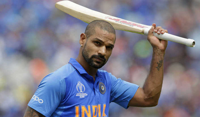 Dhawan Is Amazing At Playing Flute Too!