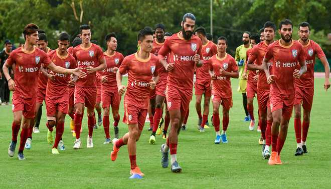 WC Qualifiers: India Face Oman Test