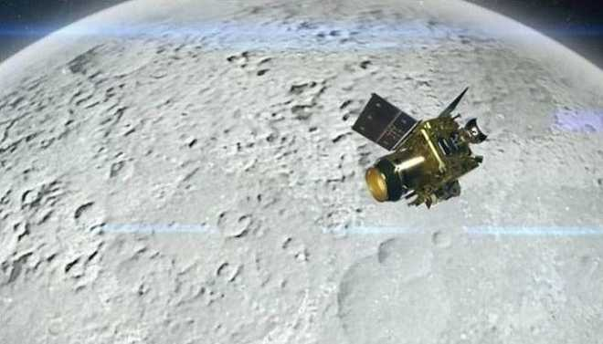 Chandrayaan One Step Away From Landing