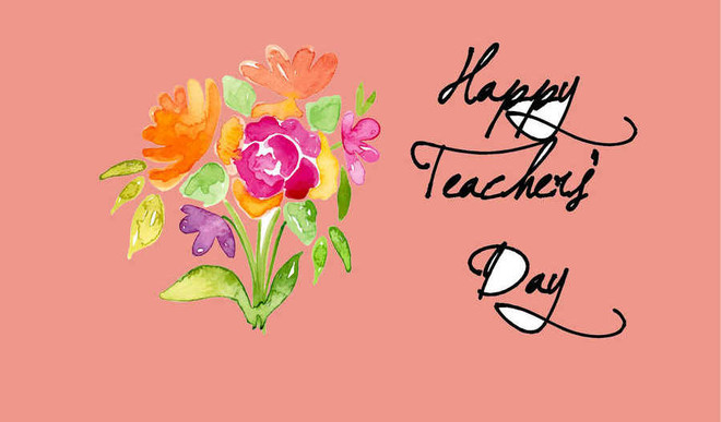 Send Wishes For Your Favourite Teacher Here