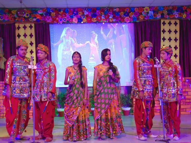 Teachers Day Celebration At The Lucknow Public Collegiate