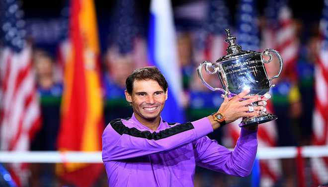 Nadal Claims 19th Grand Slam Title