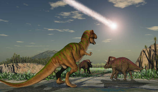 Asteroid That Killed Dinos Had This Much Power