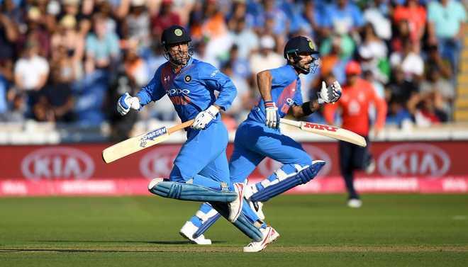 Cricket Always On Dhoni's Mind: Kohli