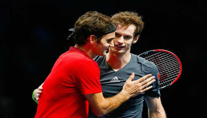 Federer To Give Murray Early Workout