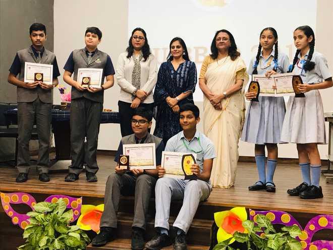 Hub Schools Take Part In Inter-school Quiz