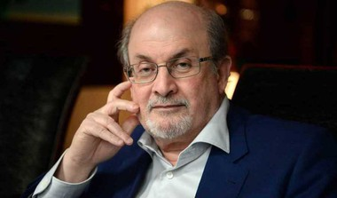 Life Lessons With Salman Rushdie