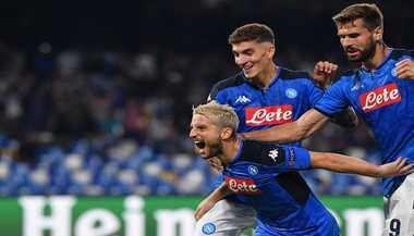 Napoli Stun CL Holders Liverpool