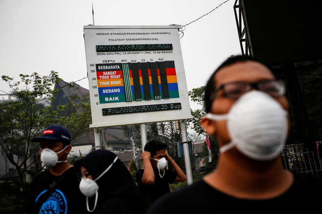 Nations, Biz Agree to Reduce Pollutants by 2030