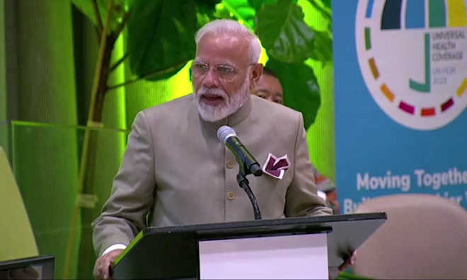 World Not Doing Enough On Climate, Warns Modi