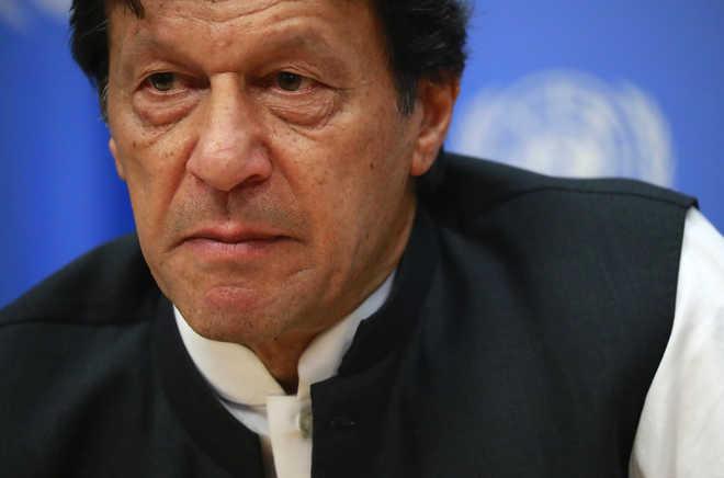 Imran Reiterates Nuclear Blackmail