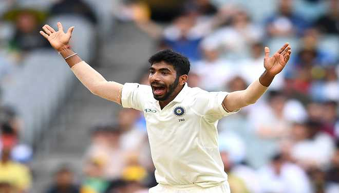 Bumrah Out Of S Africa Test Series