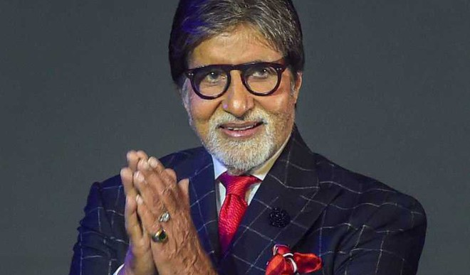 Amitabh Bachchan Gets Dadasaheb Phalke Award