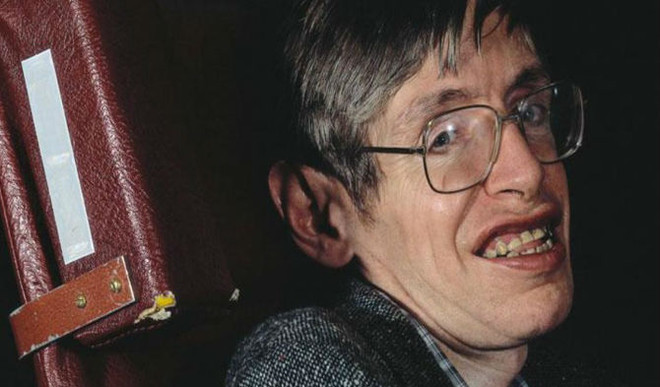 Hawking's Official Biography To Be Out In...