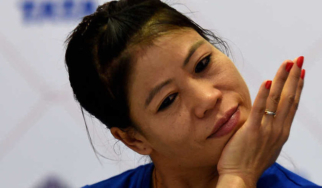 Mary Kom Hums 'What's up' As Olympics 'Ring' In