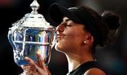Bianca Stuns Serena To Win Grand Slam