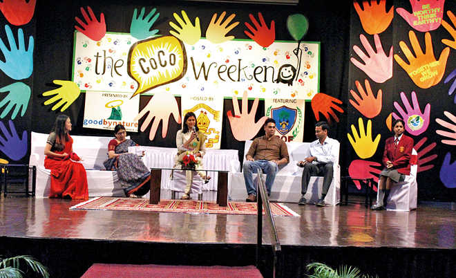 Bishop's 'CoCo Weekend' Creates Hope For Sustainable Living