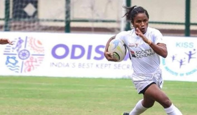 This Girl From Bihar Is Now An Intl Rugby Star