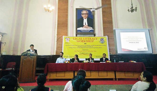 Legal Literacy Workshop On CACA