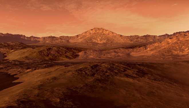 Kaustubh: Is It Possible To Live On Mars?