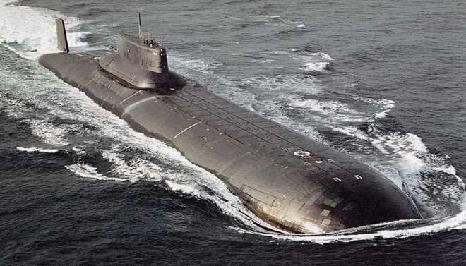 Uxsshann: Russia's Akula-Class Nuclear Submarines