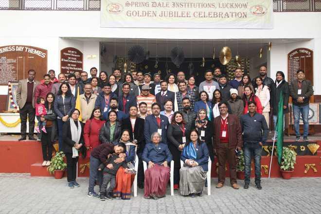 Spring Dale Golden Jubilee Celebrations