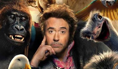Movie Review: Dolittle