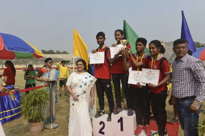 Indus Valley World School sports meet
